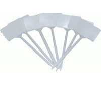 Display Label 93mm x 55mm Header - 330mm Stake 25 Per Pack