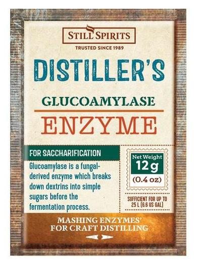 Distiller's Enzyme - Glucoamylase 12g