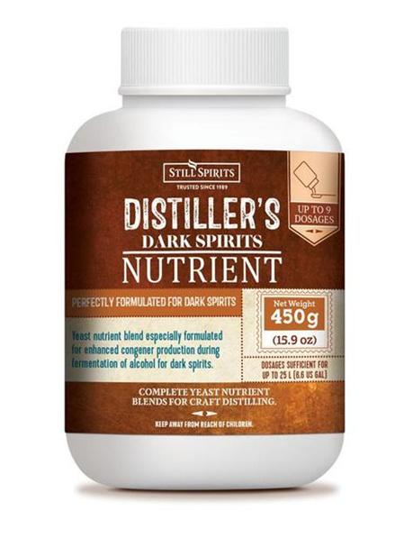 Distiller's Nutrient - Dark Spirits 450g