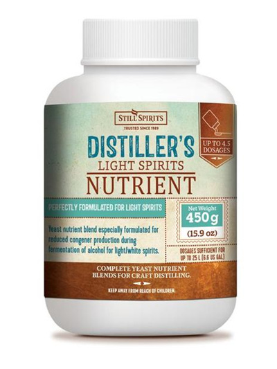 Distiller's Nutrient - Light Spirits 450g