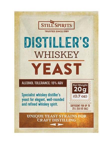 Distiller's Yeast - Whiskey 20g