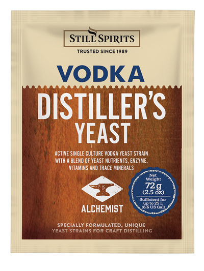 Distillery Yeast - Vodka