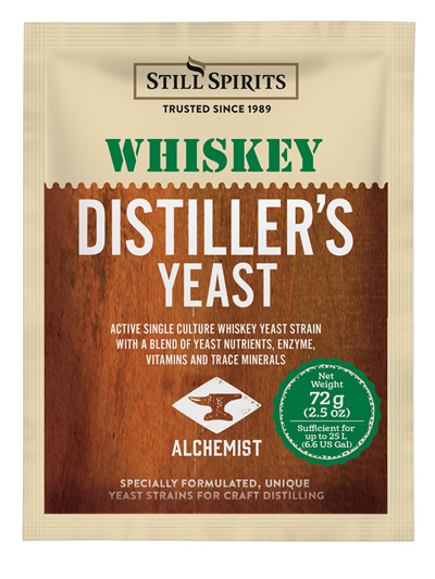 Distillery Yeast - Whiskey