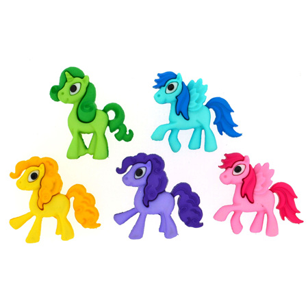 DIU Pony Parade