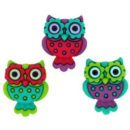 DIU Retro Owls