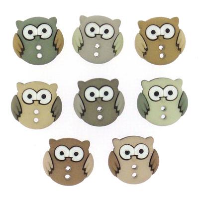 DIU Sew Cute Owls