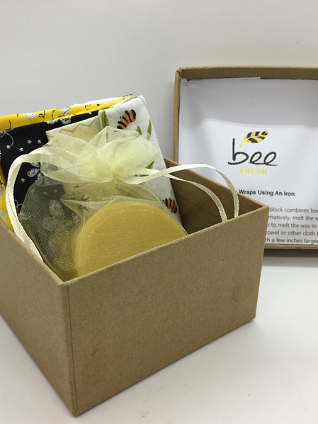 D.I.Y. Bees Wax Wrap Kit