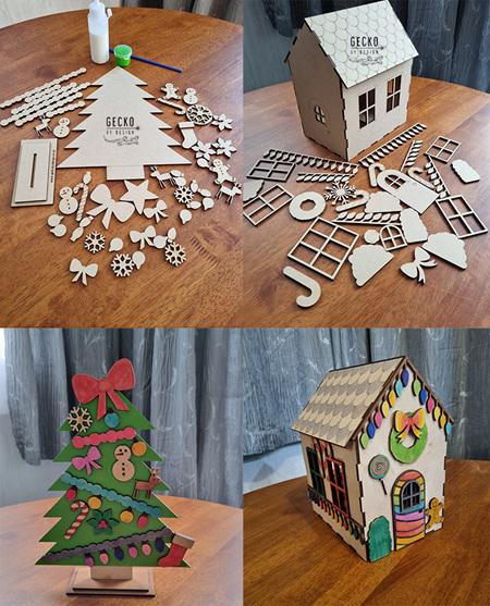 DIY Christmas Combo