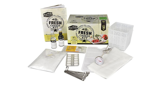DIY Fresh Cheese Complete Kit