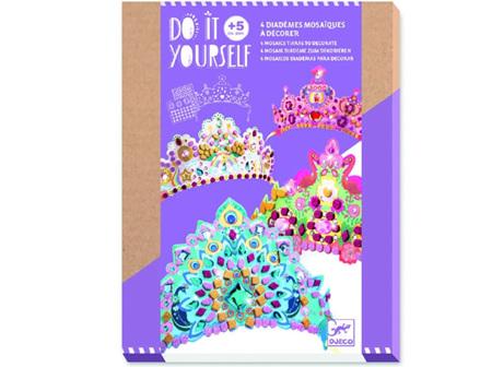 DIY Mosiacs - Princess Crown
