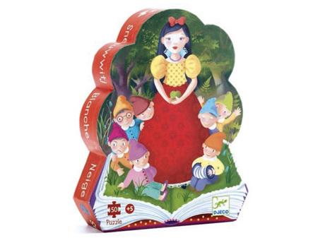 Djeco Snow White 50 Piece Puzzle