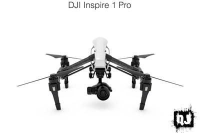 DJI Inspire 1 Pro