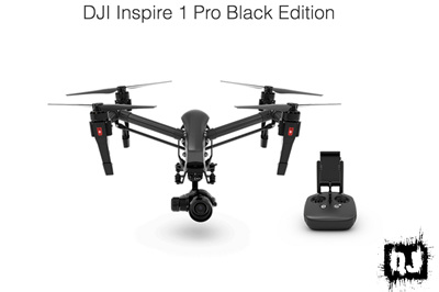 DJI Inspire 1 Pro Black Edition