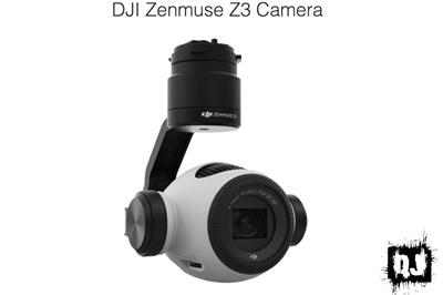 DJI Zenmuse Z3 - New