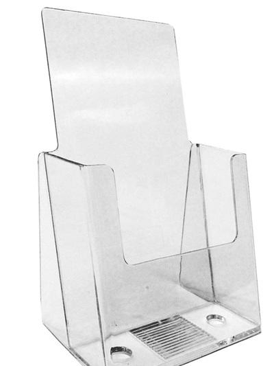 DLE Brochure Holders - Single Pocket