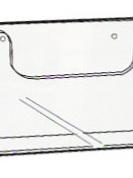 DLE Single Brochure Pocket L/S 76601W