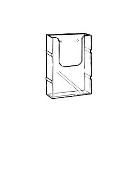 DLE Single Brochure Pocket Potrait 39512