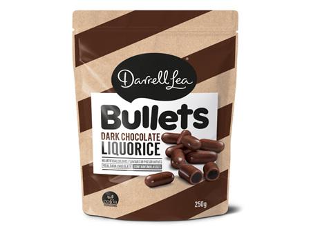 DLEA DARK CHOCOLATE BULLETS