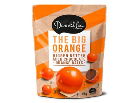 DLEA ORANGE BB BALLS 185G