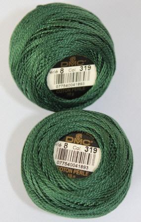 DM11608-0319   Very Dark Pistachio Green