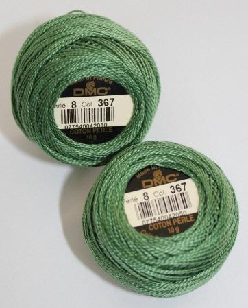 DM11608-0367    Bay Leaf Green