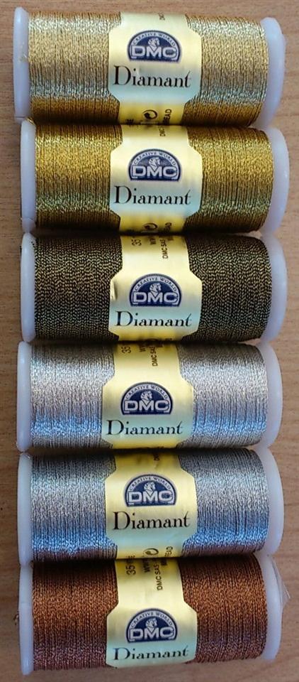 DM380AS   DMC Diamant Thread Assortment