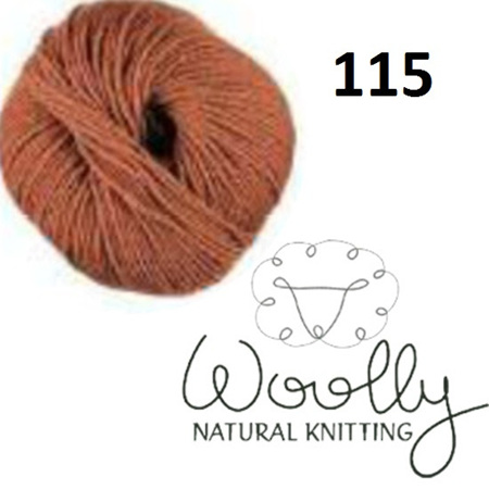 DM488 DMC Woolly Merino - Brown Shades