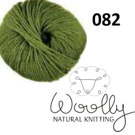DM488 DMC Woolly Merino - Greens