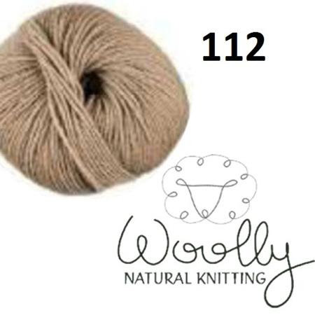 DM488 DMC Woolly Merino - Naturals