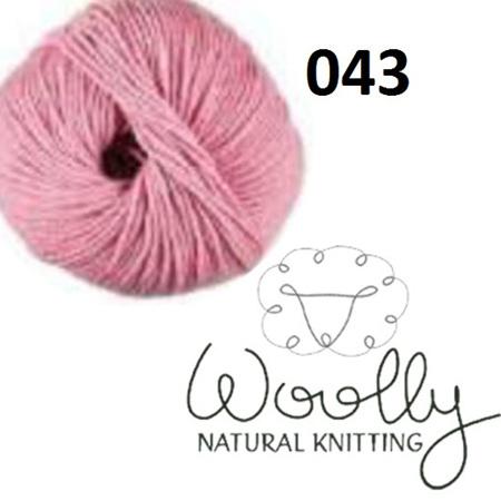 DM488 DMC Woolly Merino - Pinks