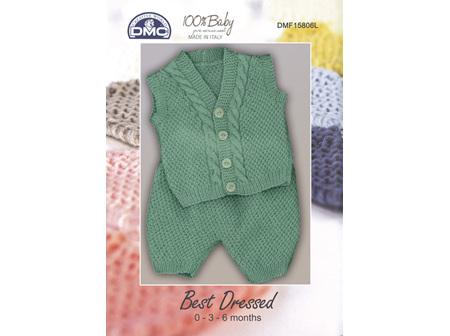DMC BABY BEST DRESSED Pattern