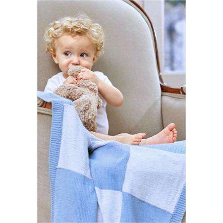 DMC Baby Cotton Blankets 6757