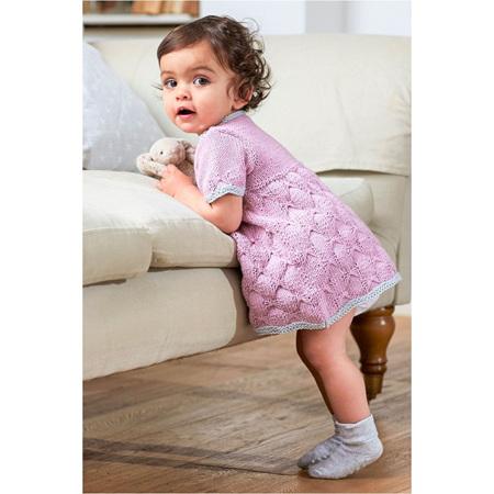 DMC Baby Cotton Dress 6763
