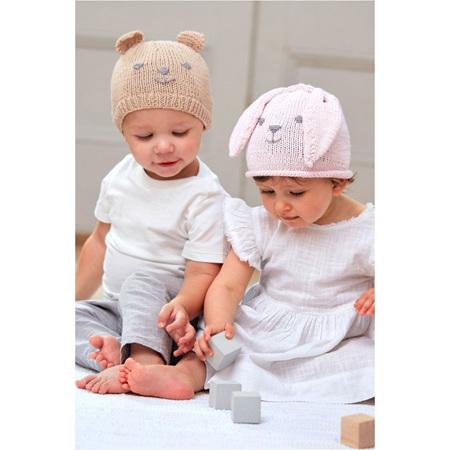 DMC Baby Cotton Hats 5274