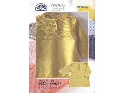 DMC BABY LITTLE DRESS Pattern