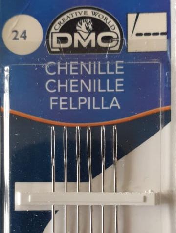 DMC Chenille Needles