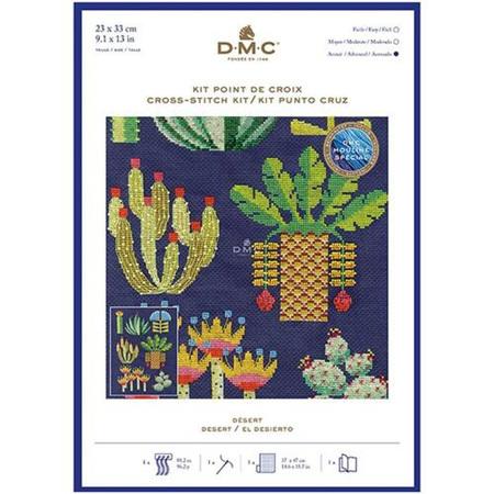 DMC Desert Cross-Stitch Desert