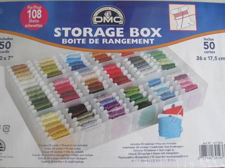 DMC Floss Box
