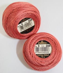DMC Pearl Cotton Balls - Size 8