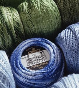 DMC Pearl Cotton Embroidery thread
