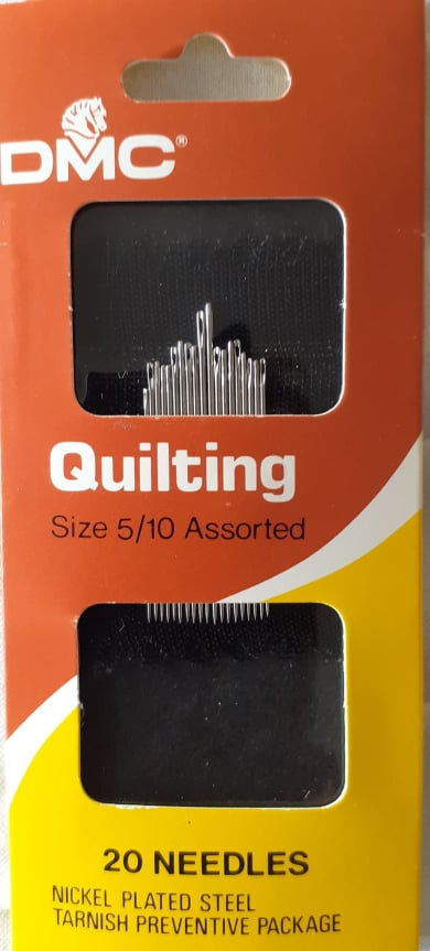 DMC Quilting Needles