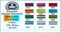 DMC Stranded  - Colour Variations Pack