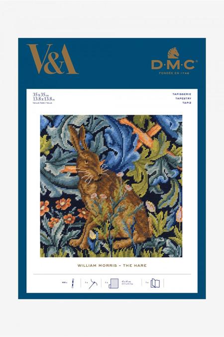 DMC V&A The Hare