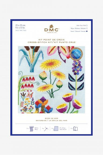 DMC Waterside Cross-Stitch Kit