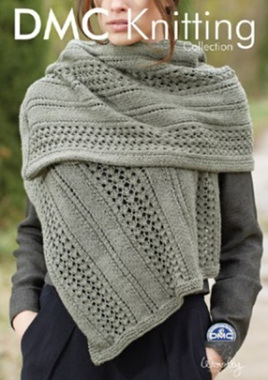 DMC Woolly Knitting Patterns