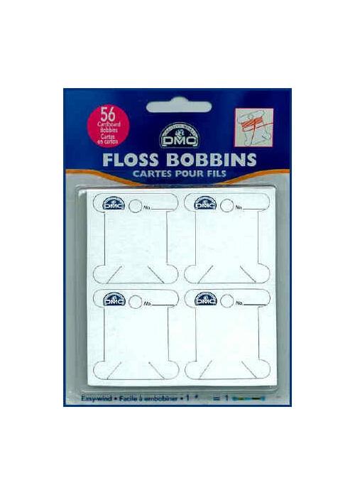 DMF6101.12   DMC Card Floss Bobbins