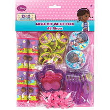 Doc McStuffins Party Range