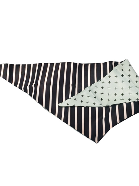 Dog bandana - Reversible pattern