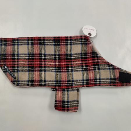 Dog Coat - Tweed - Small