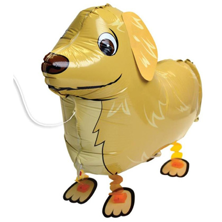 Dog Foil Balloon